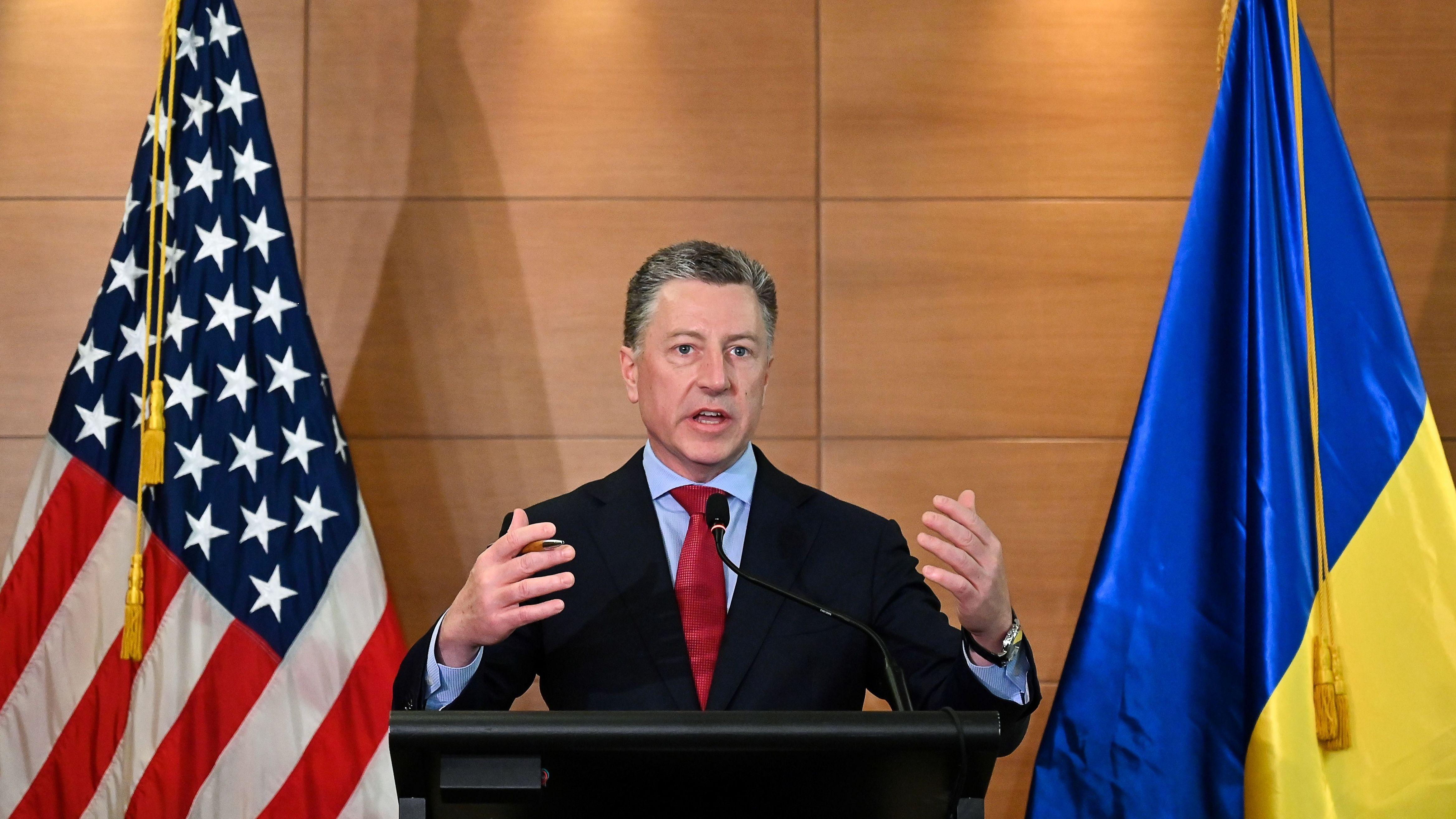 Колишній спецпредставник США в Україні Волкер працює у фірмі, яка лобіює «Північний потік-2»