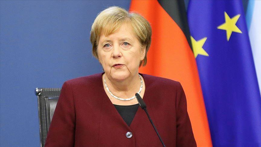 Меркель заявила, что вокруг «Северного потока-2» идет политическая борьба