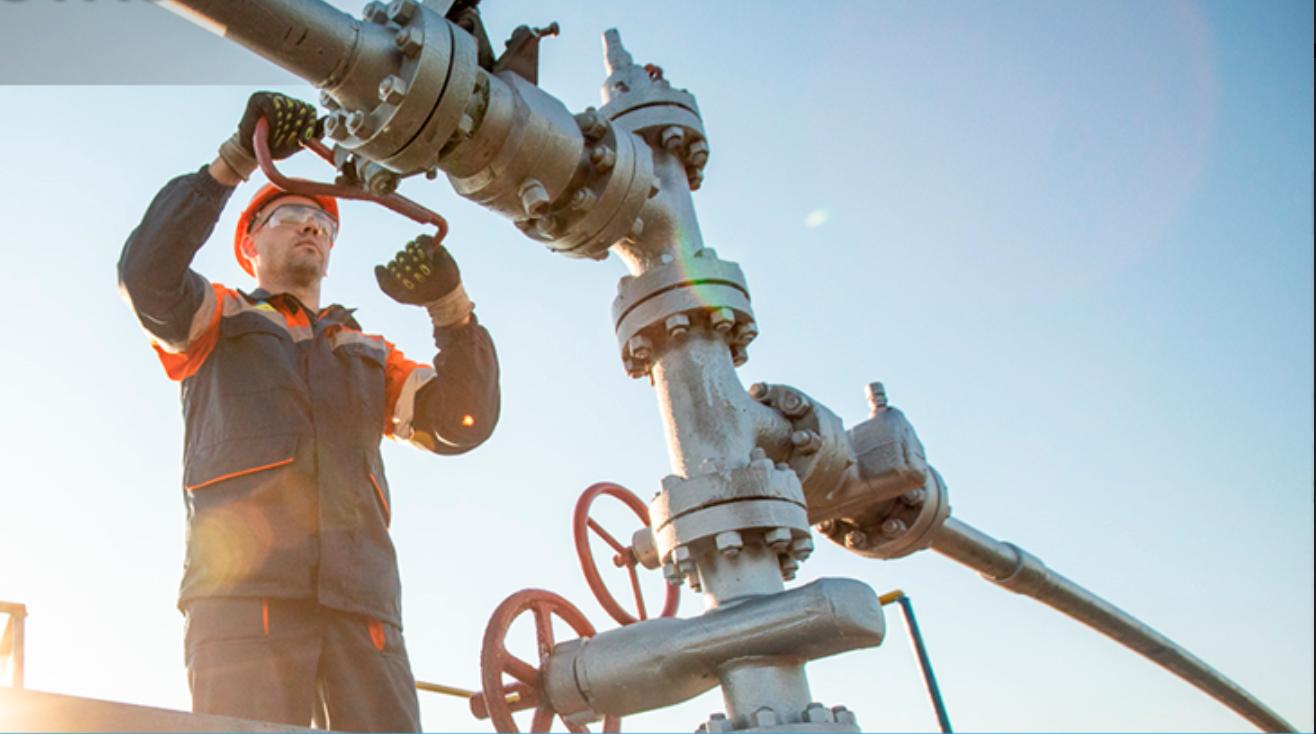 Нафтогаз впроваджує нову технологію для підвищення видобутку на виснажених родовищах