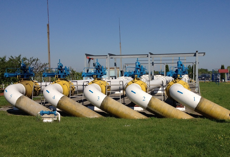 Gazprom has booked all proposed additional transit capacity of Ukraine in May