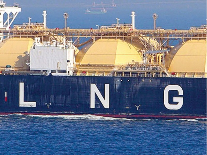 У США запрацювало два нових заводи з виробництва скрапленого газу