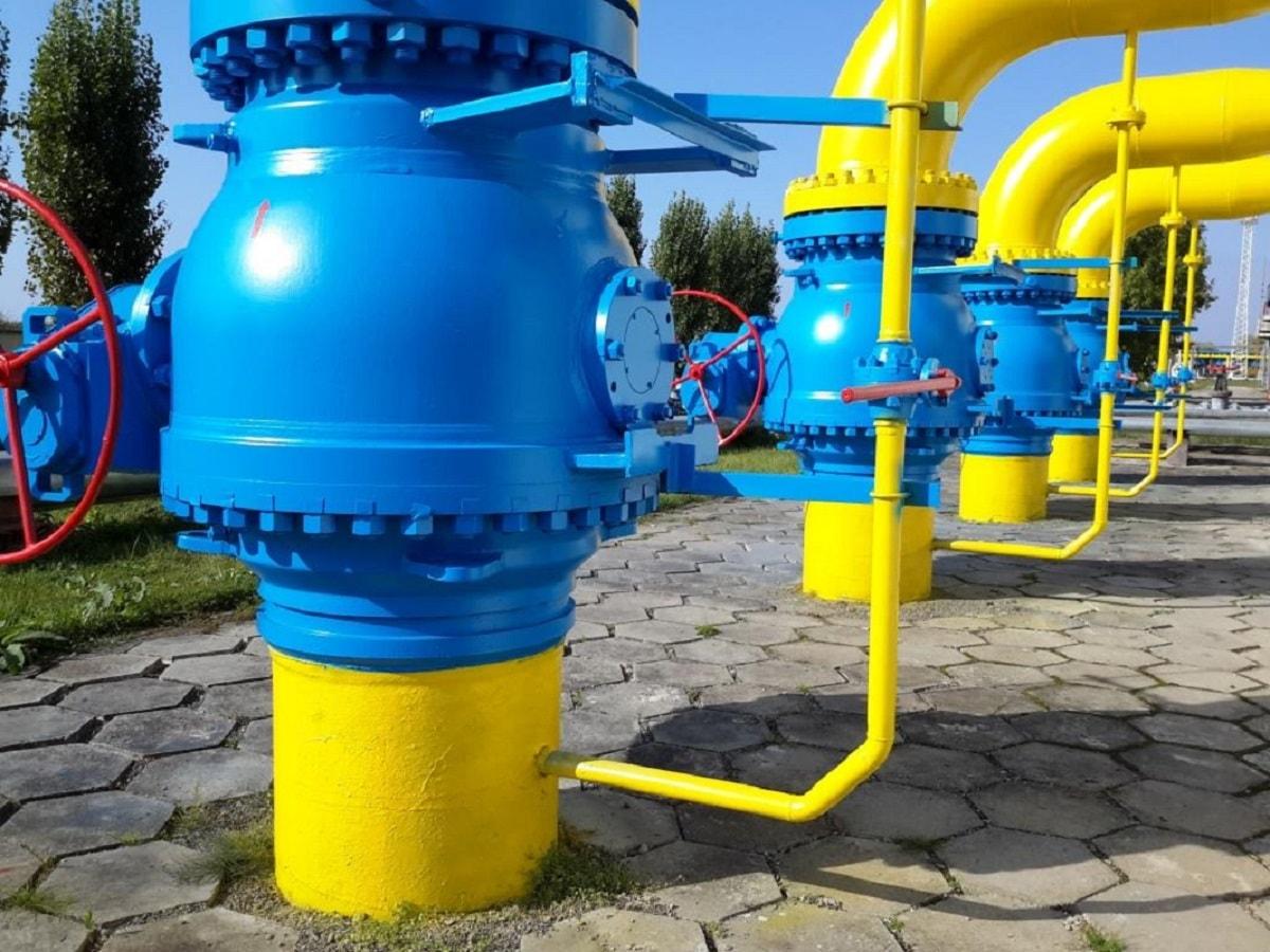 Ukrainian underground storage facilities store almost 28 billion cubic meters of gas