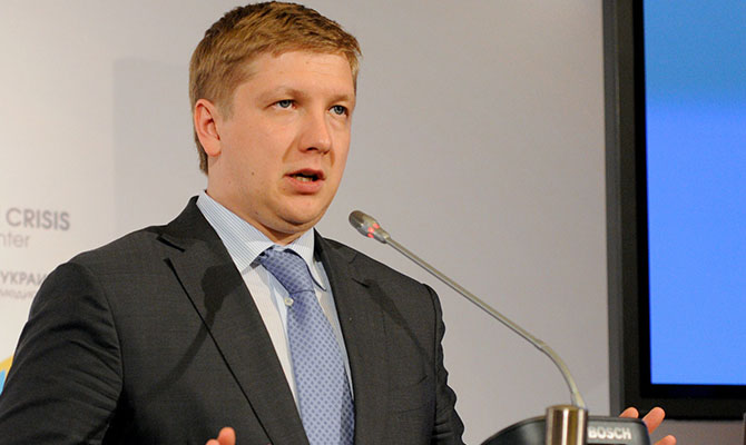 Kobolyev predicts the presence of 5-7 large companies in the retail gas market