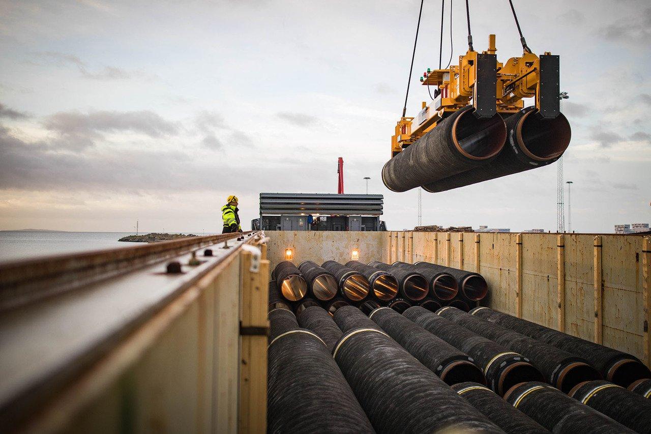 Страны ЕС подписали ноту против вмешательства США в строительство «Северного потока-2»