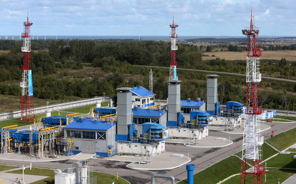 UGS facilities in Ukraine store 23.3 billion cubic meters of gas