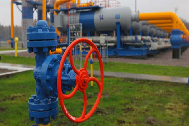 Gas reserves in UGS facilities exceeded 23 billion cubic meters