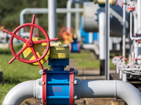 More than 22 billion cubic meters of gas are stored in the Ukrainian underground storage facilities
