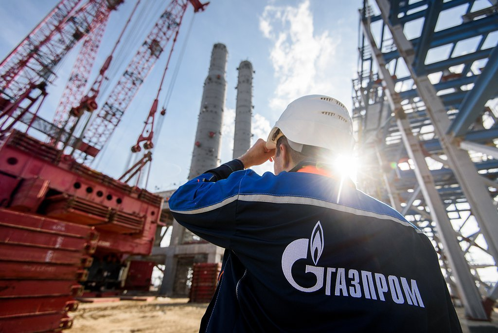 Газпром сократил закачку газа в ПХГ Европы