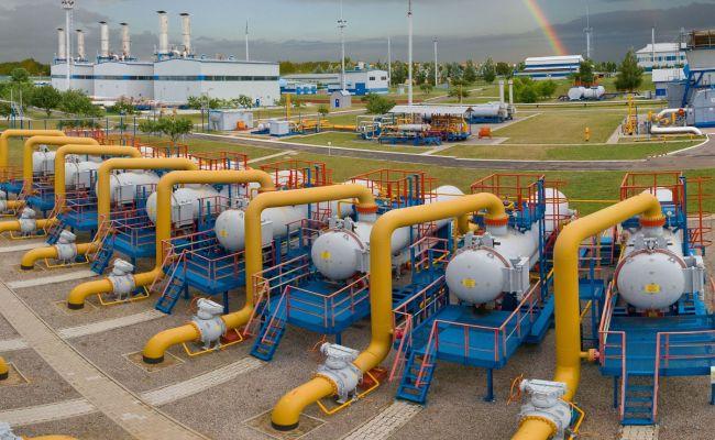 По состоянию на 1 августа в ПХГ Украины хранится 17 млрд кубометров газа