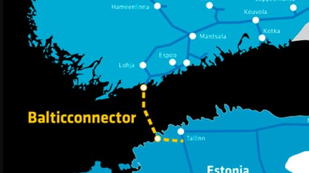Balticconnector is officially commissioned