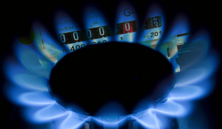 NKREKP: regional gas companies use temperature coefficients hits adjustment of natural gas to residential consumers wrongly