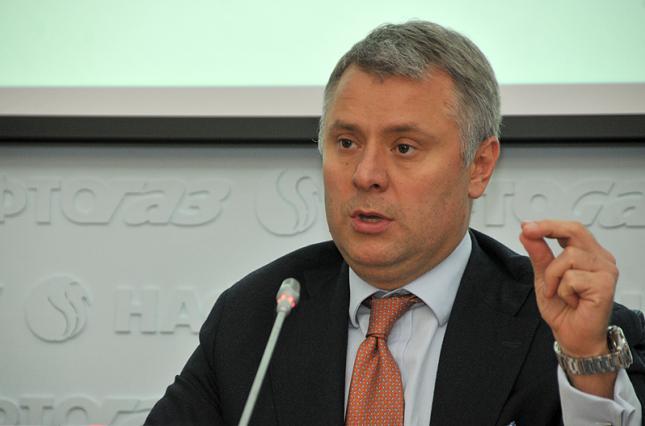 «Газпром» может обратиться к НКРЭКУ по вопросу транзитного тарифа, - Витренко