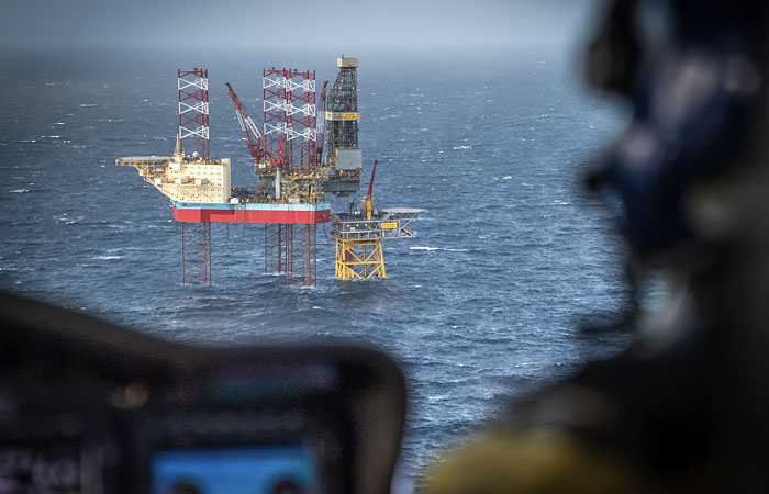 Denmark will stop exploration and production of hydrocarbons in the North Sea by 2050