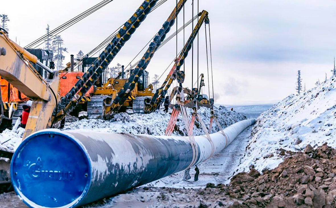 Reuters: Газпром може відмовитися від продовження будівництва «Північного потоку-2»