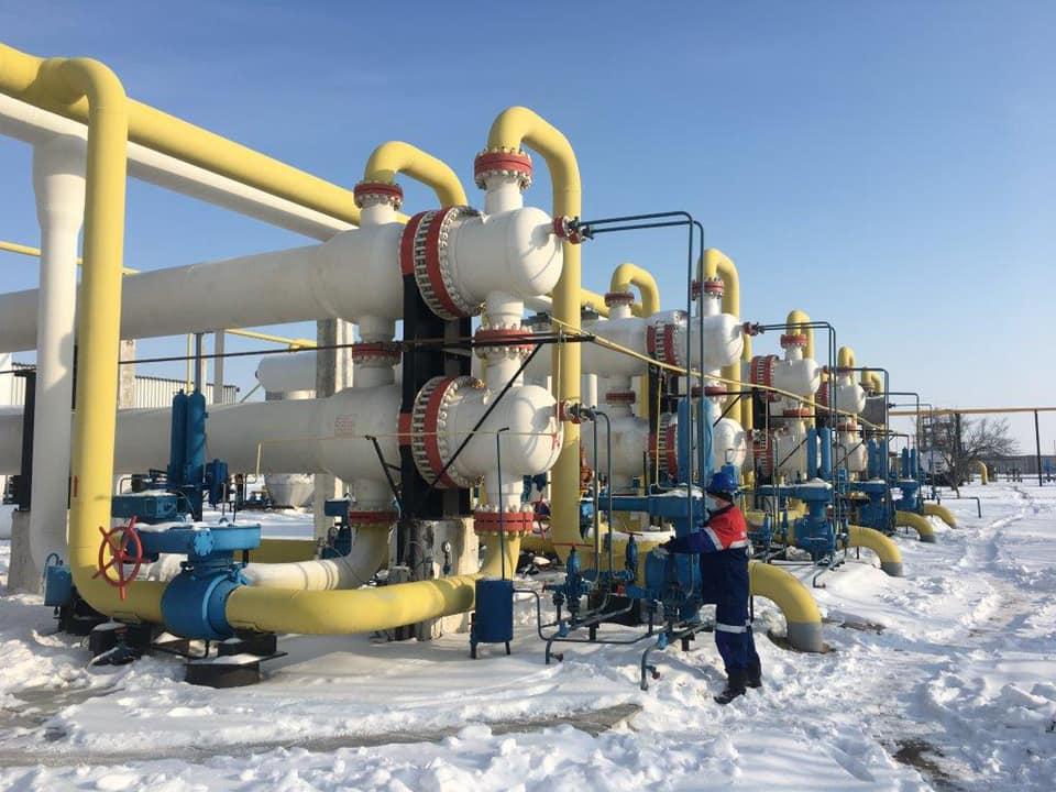 Сьогодні вночі було відібрано найвищий показник газу з ПСГ за останні за 8 років