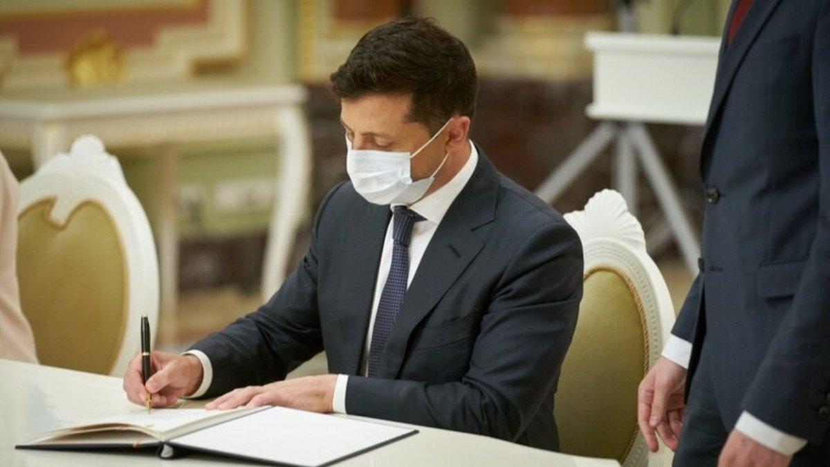 Президент подписал закон о закупке ОГТСУ газа на бирже