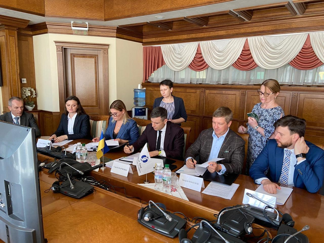 Naftogaz attracted €51.9 million to develop gas production and energy efficiency