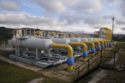 Gas reserves in the UGSF of Ukraine increased by 2.6% last week