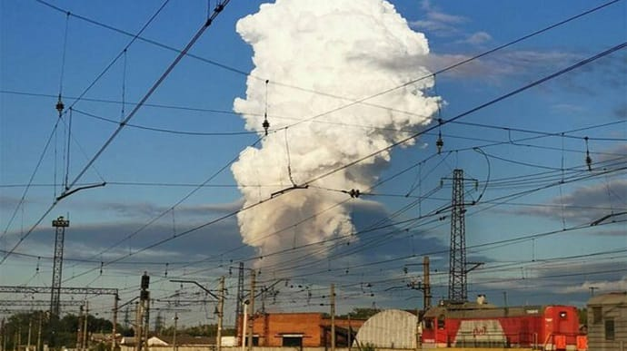 У Росії стався вибух на магістральному газопроводі Газпрому