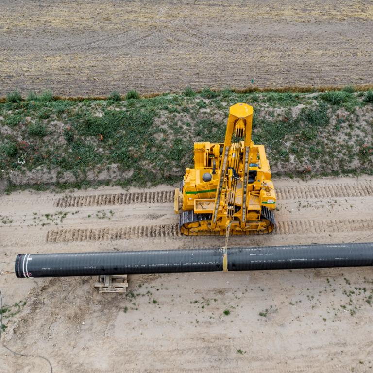 Роботи по будівництву Baltic Pipe в Данії можуть поновитися