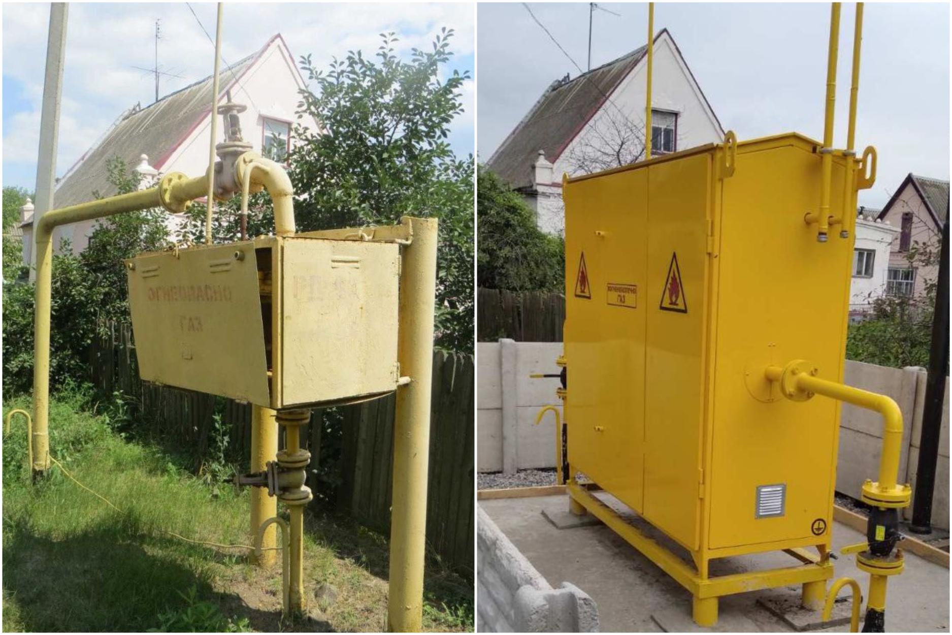 Плата за розподіл газу: навіщо біля будинків стоять «жовті шафи» та як вони економлять мільйони