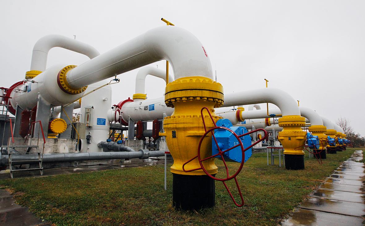 Ціна газу в Європі зросла до $384 за тисячу куб. м