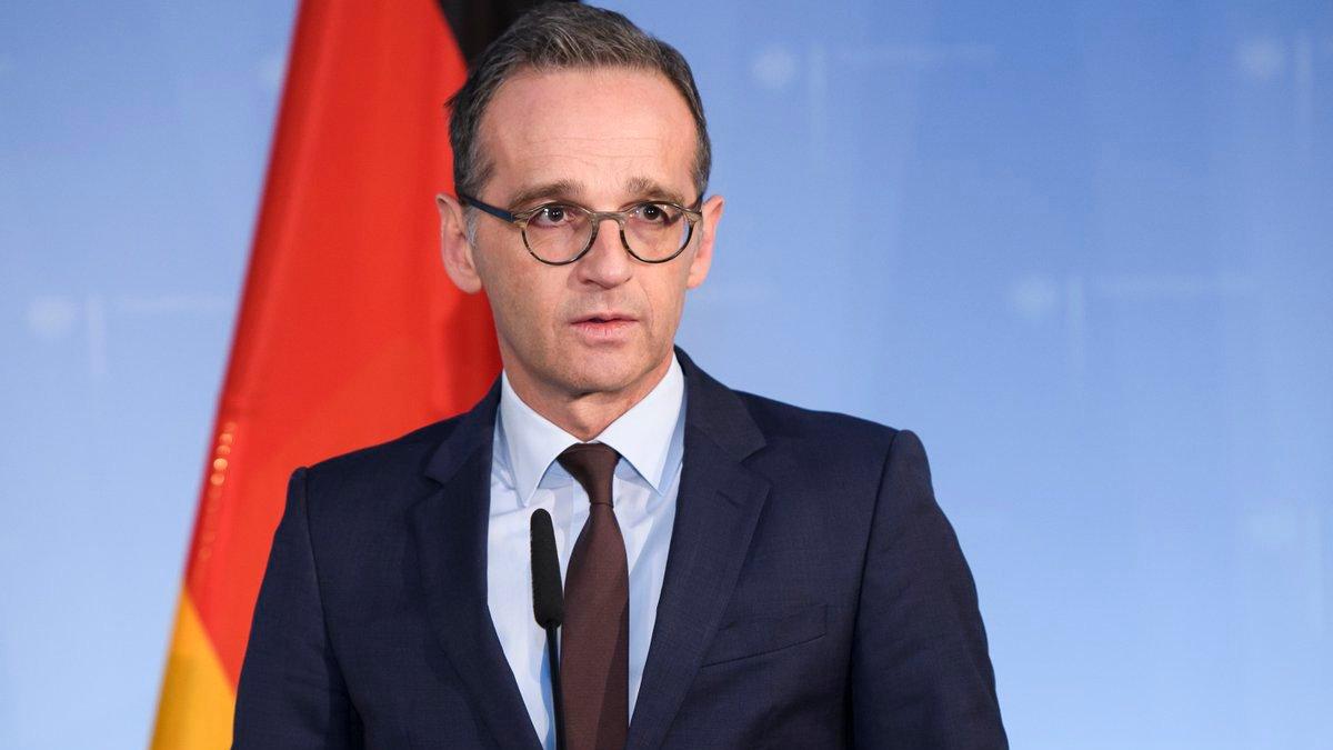 До серпня з'являться результати переговорів щодо «Північного потоку-2» між Німеччиною і США, – Маас