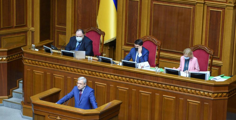 Галущенко: Плануємо накопичити від 19 до 20 млрд куб. м газу в ПХГ