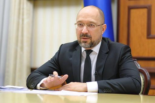 Шмигаль щодо звільнення Вітренка: НАЗК фактично вимагає мене порушити закони України