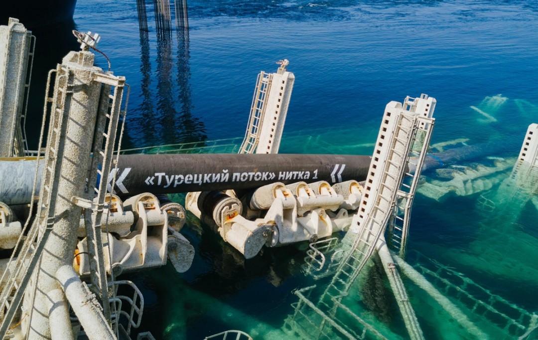 «Турецький потік» призупинив поставки газу