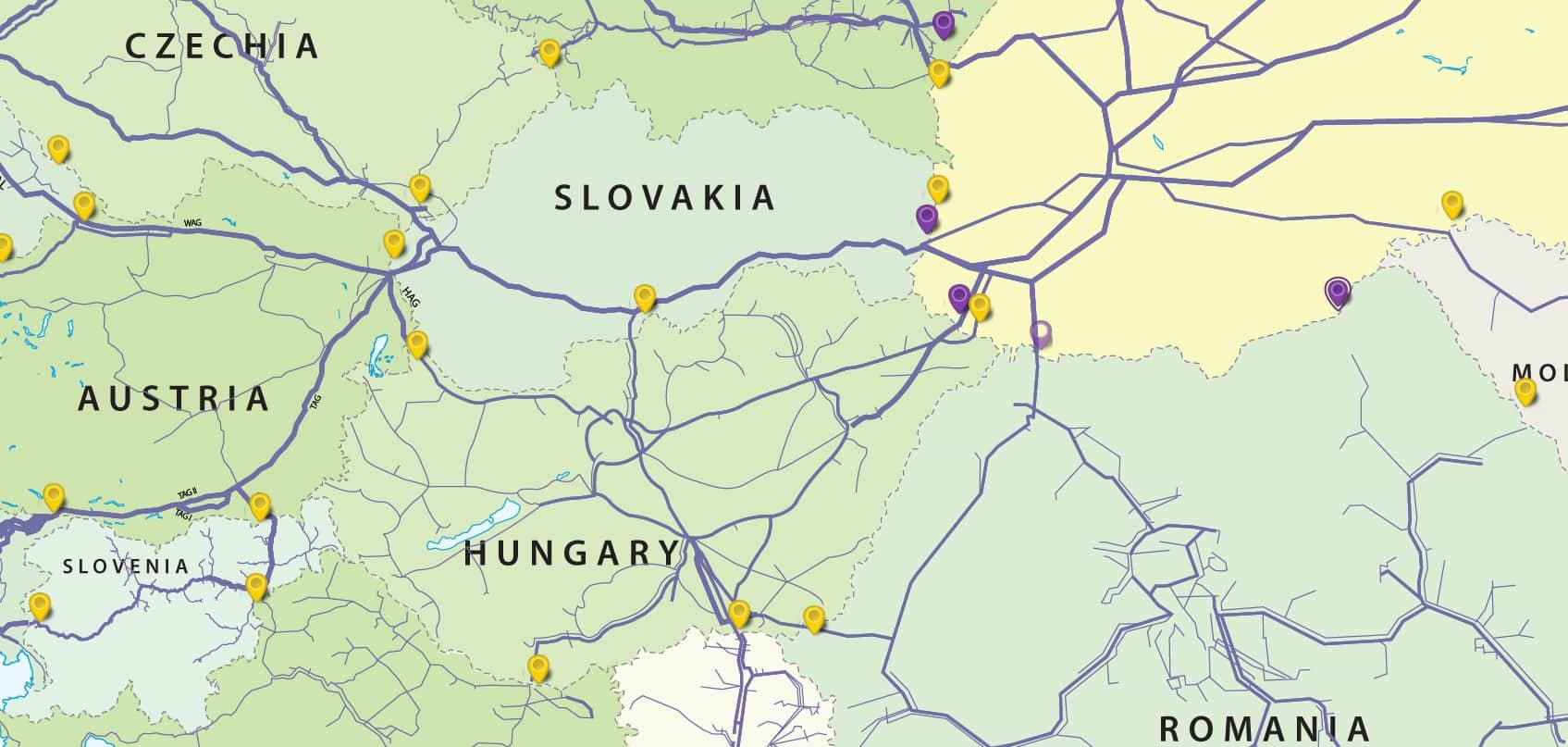 In case Russia stops the transit, Ukrainian storages are in place to help Hungary pass next winter