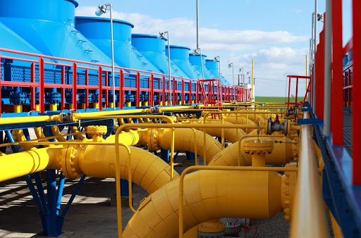Ukrtransgaz: almost 3 billion cubic meters of gas were withdrawn from the Ukrainian underground storage facilities