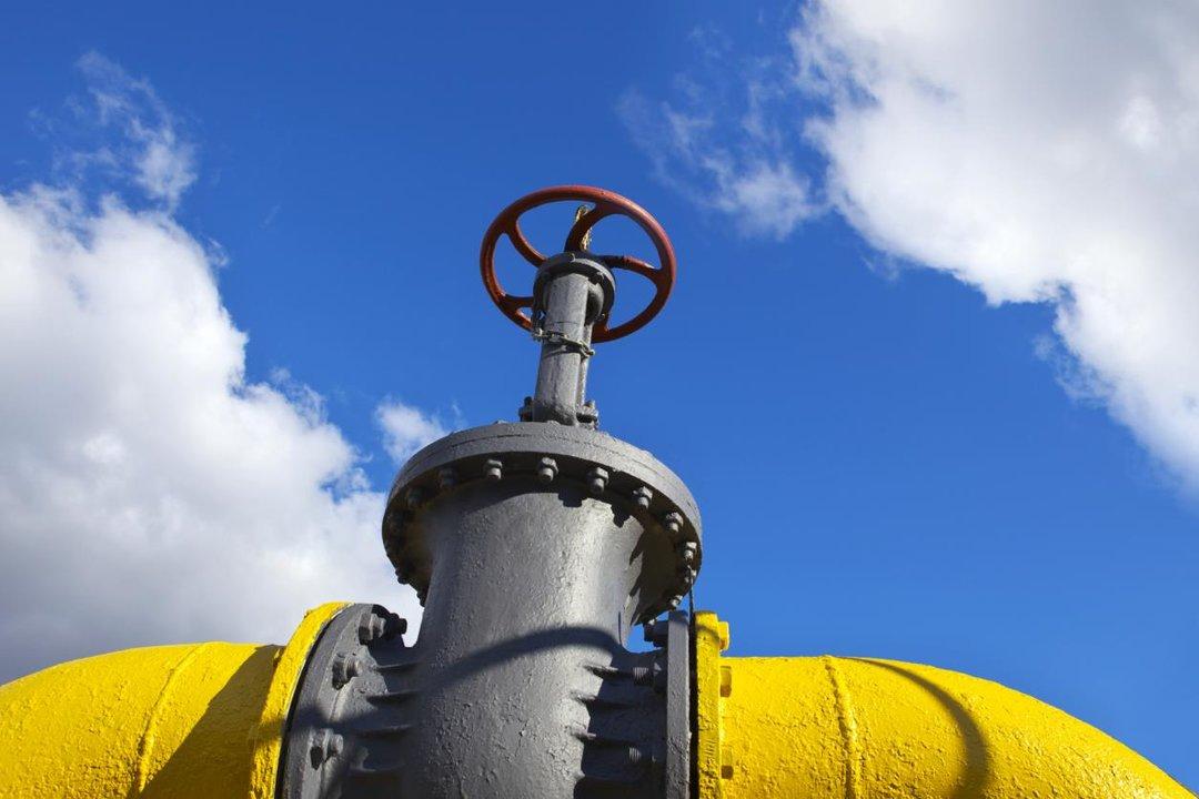 Транзит газу територією України у лютому знизився на 25%