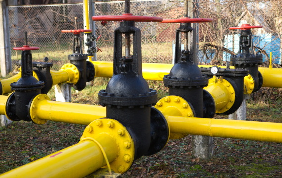 Kyivans owe millions for gas supply