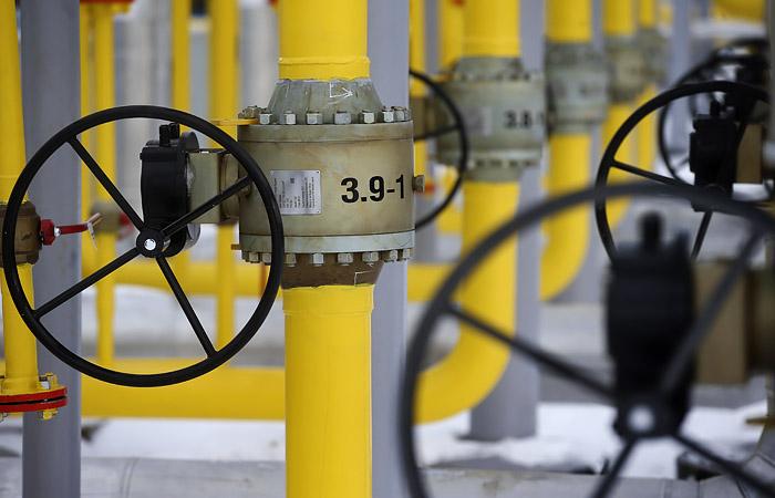 Транзит газа по газопроводу «Ямал-Европа» в Германию снова остановился
