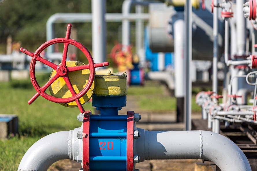 Ukrtransgaz completed the 2020/2021 gas offtake