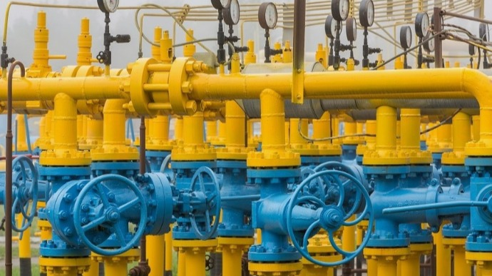 Ukraine starts the season of gas withdrawal from underground storage facilities