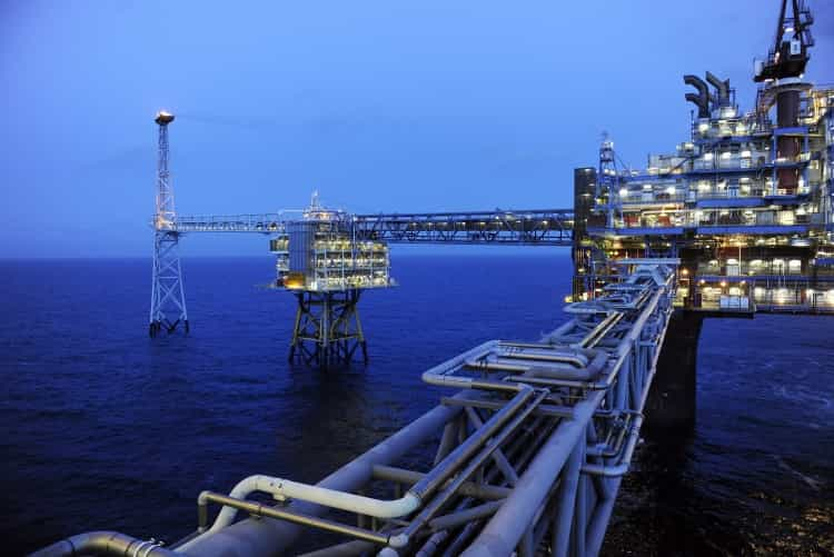 Denmark temporarily stops gas production at its largest field