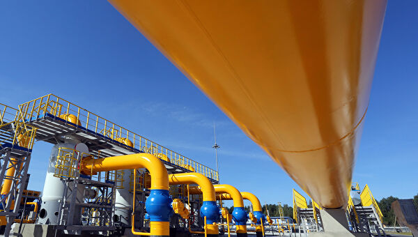 «Нафтогаз» законтрактував у міжнародного трейдера близько 450 млн куб. м газу