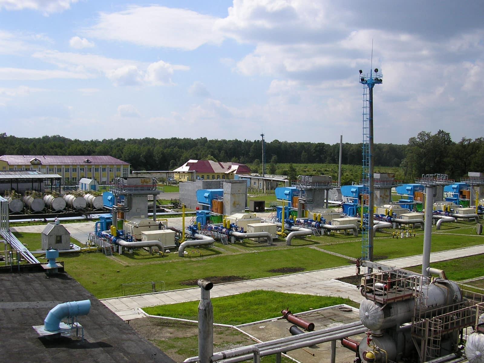 «Укртрансгаз» начал реконструкцию Дашавского ПХГ за 216,6 млн грн