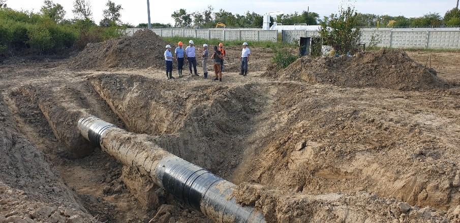 ОГТСУ завершил ремонт газопровода на границе со Словакией