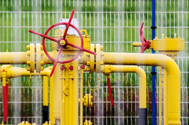 UGS facilities in Ukraine have over 27 billion cubic meters of gas
