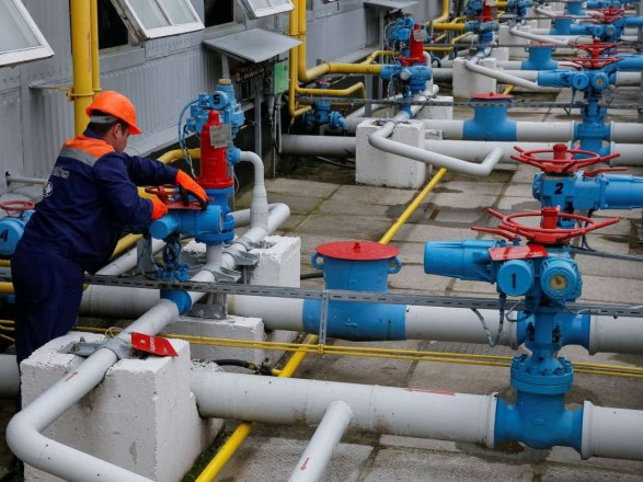 Depressurization of the gas pipeline did not affect the operation of Ukrainian underground storage facilities