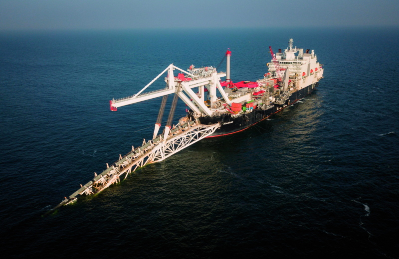 Щоб добудувати «Північний потік-2», російські чиновники пропонують дати Німеччині знижку на газ