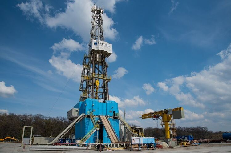 Ukrgazvydobuvannya received permission to drill 11 blocked wells