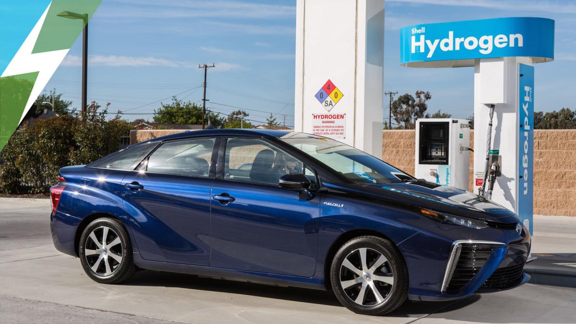 Europe will have 17 million hydrogen fuel cell cars in 20 years