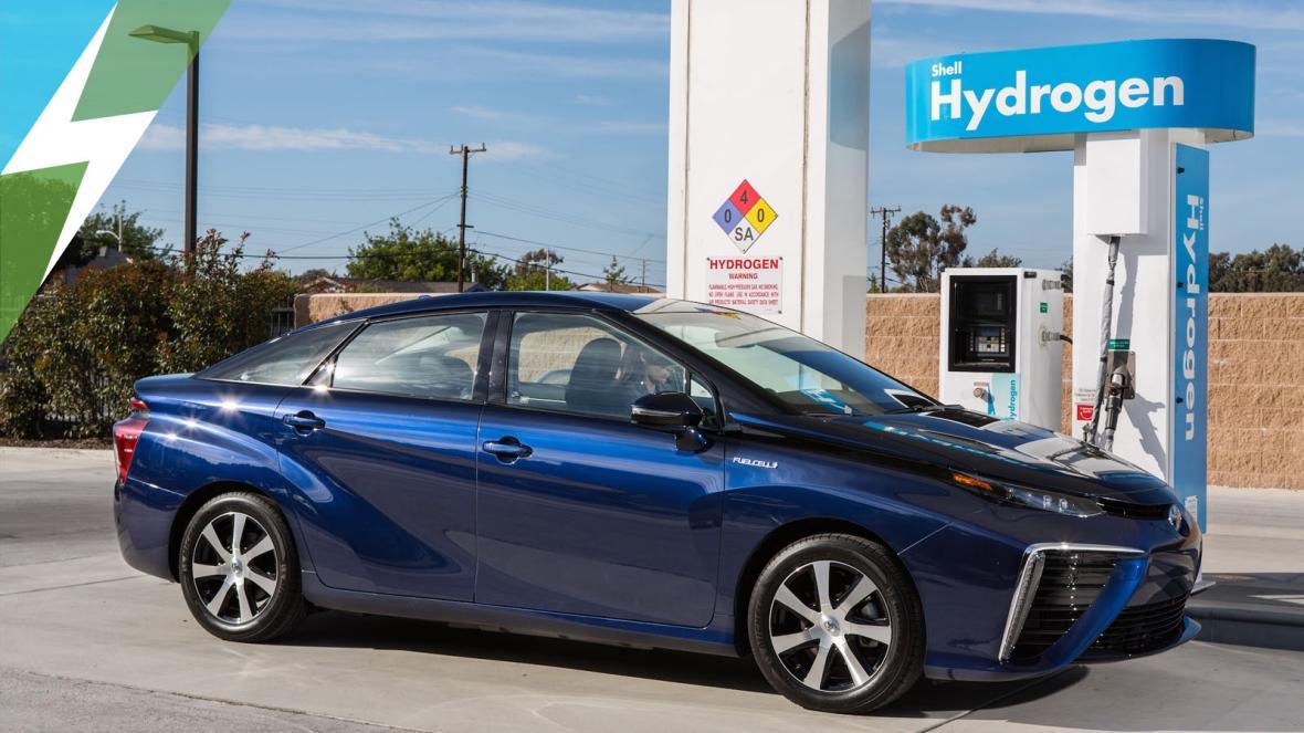 Через 20 лет в Европе будет 17 млн автомобилей, работающих на водородных топливных элементах