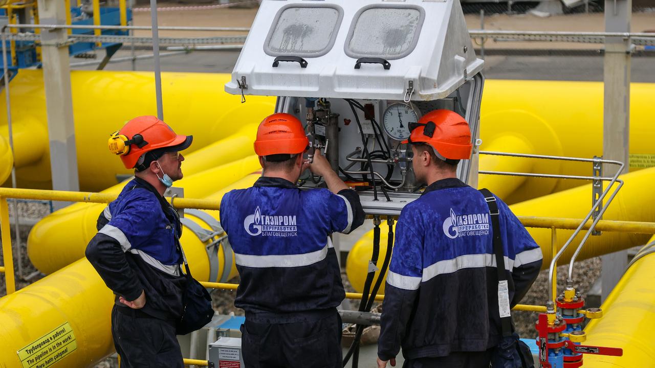 Газпром не став бронювати додаткову потужність через Україну на жовтень