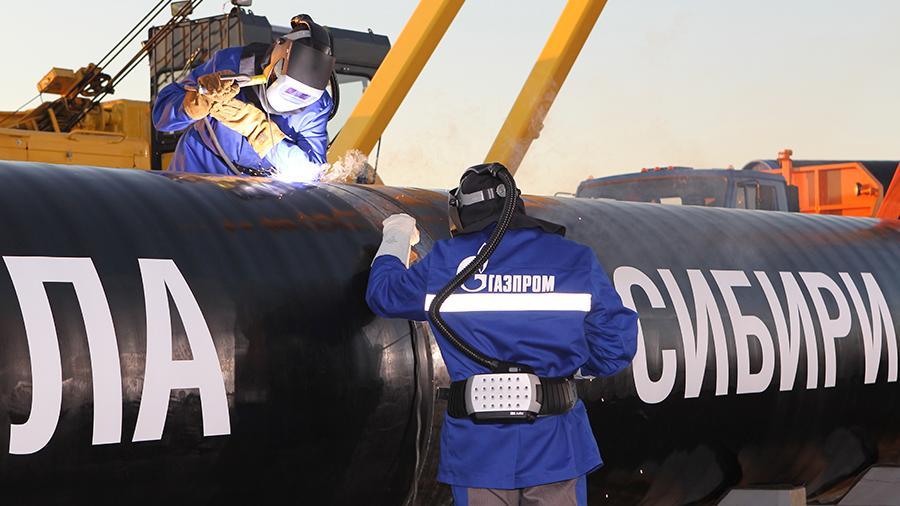 Газопровід в Китай «Сила Сибіру» зупинять на тиждень