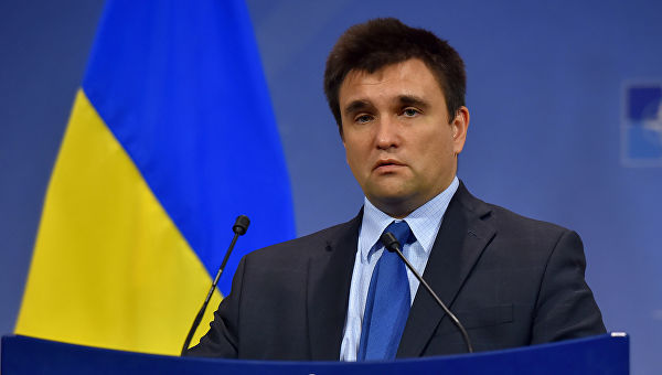 """Russia will protect the Baltic sea by all forces without red lines"" – Pavlo Klimkin"